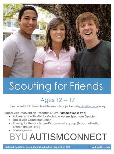 Scouting For Friends BYU